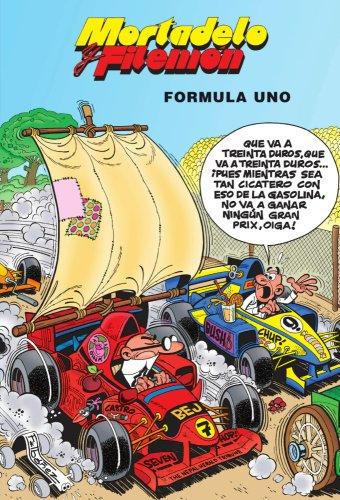 Mortadelo y Filemón. Fórmula Uno por Francisco Ibáñez