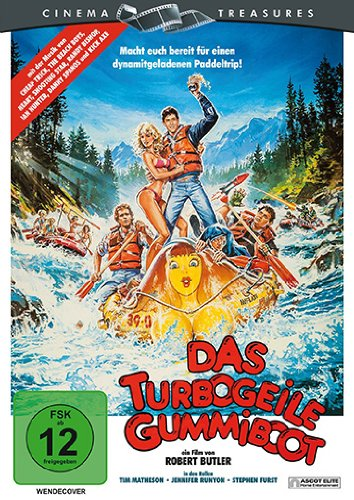 Das turbogeile Gummiboot - Up the Creek