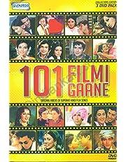 101 Filmi Gaane (3 DVD Pack)
