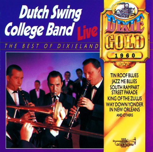 The Dutch Swing College Band - Live In 1960 -
