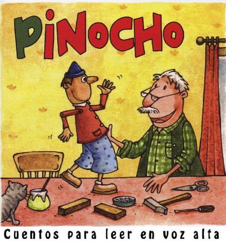 Pinocho (Cuentos para leer en voz alta) par Claudio Collodi