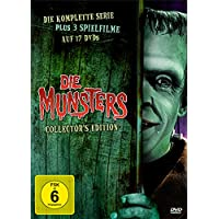 Die Munsters - Gesamtbox