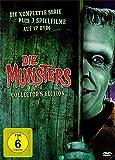 Die Munsters - Gesamtbox (17 DVDs) (exklusiv bei Amazon.de)