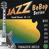 Thomastik-Infeld BB40Jazz Gitarre Saiten: Jazz Serie Saiten Stahl Core; Pure Nickel Round Wound–Einzelne A Saite