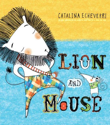 Lion and Mouse (Für Vampir-capes Kinder)