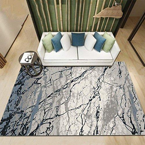 Tappeto rettangolare camera da letto tavolino salotto moderno al posto letto moquette nuova (colore : b-1400 * 2000cm)