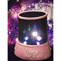 Fairy Light Night Light LED Sky Projector Kids Children Bedroom Gift