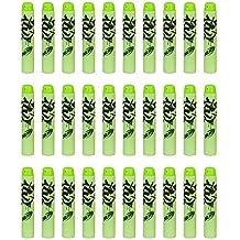Nerf Pack de 30 dardos Zombie (Hasbro A4570E35)