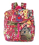 Oilily Cottage XS Backpack Fuchsia