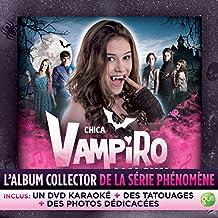 L'album collector (CD + DVD Karaoké + des photos dédicacées + une planche tatoos)