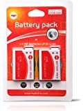 2 x batteries LP-E8  LPE8 pour CANON - 1200mAh - Batterie optimisée CANON EOS 550D EOS 600D  EOS 650D  EOS 700D  -  MP EXTRA®