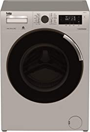 Beko 9kg Washıng Machıne 1400 RPM 16 Programs, Sılver- WTV9734XS