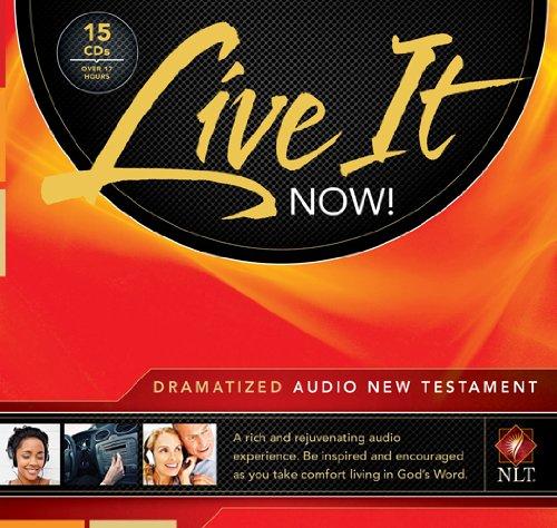 Live It Now! Dramatized New Testament-NLT (Bible Audio) (Audio Bible-nlt)