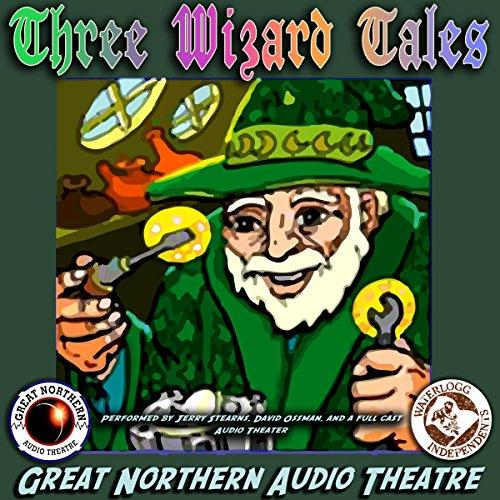 3 Wizard Tales  Audiolibri