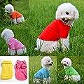 Hot Cute Pet Dog Cat POLO T-Shirt Puppy Casual Suit Cotton Clothes