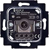 Busch-Jaeger LED-Dimmer 6526 U mit Tastbetätigung Busch-Dimmer Dimmer 4011395196038