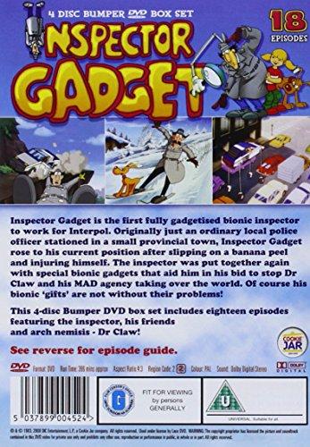 Inspector Gadget Box Set  DVD