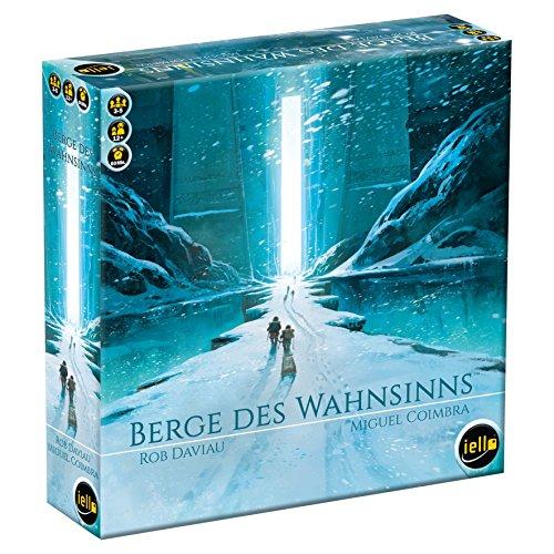 iello 514326 Berge des Wahnsinns Spiel