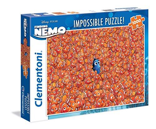 Clementoni - 393596 - Puzzle - Nemo - 1000 Pièces