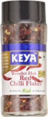 Keya Chilli Flakes, 40g