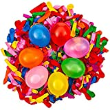 #6: Day Holi Water Balloons And Party Balloons Multi Colored Deluxe Transparent latex water balloons Gift Pack (250 Pieces WaterBalloon)