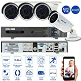 Owsoo 4 CH canal Full AHD 1080 N/720p DVR de - Best Reviews Guide