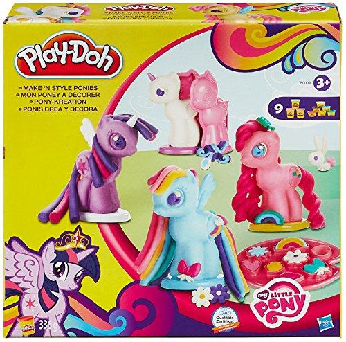 Hasbro b0009eu4 - play-doh mlp create a pony