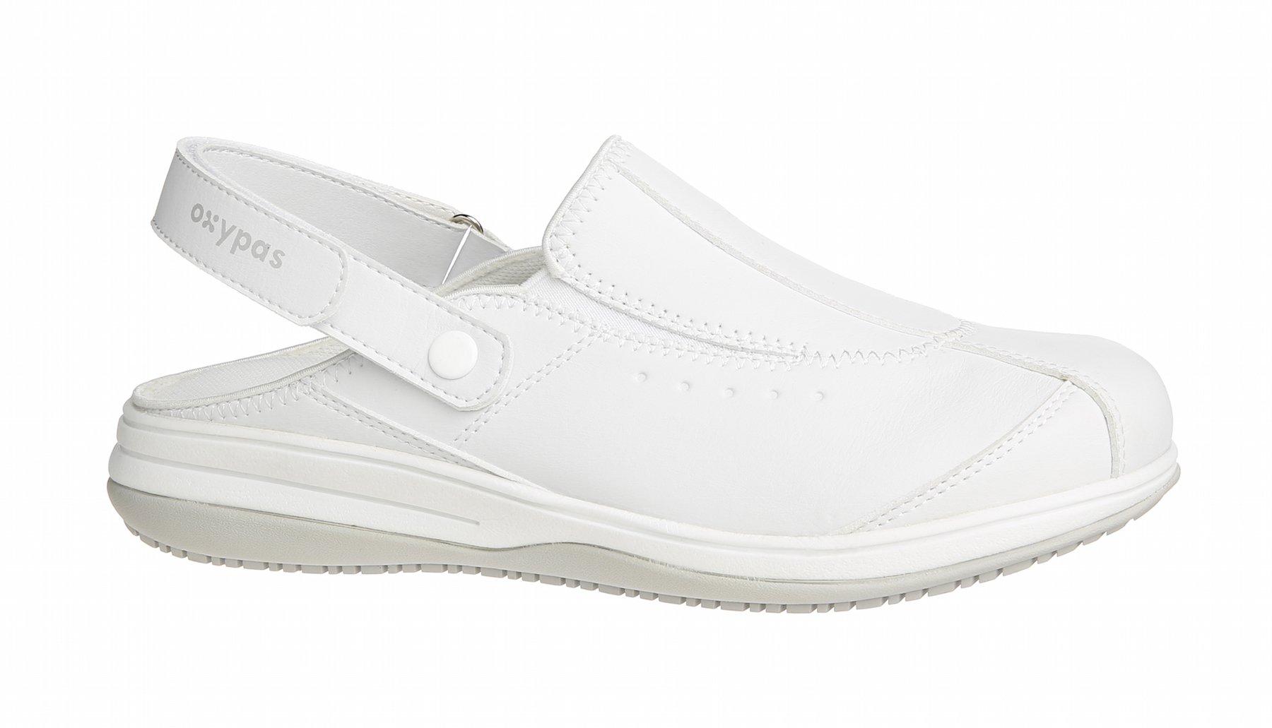 Oxypas Damen Iris Sicherheitsschuhe, Weiß (lbl), 36 EU