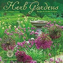 Herb Gardens 2018 Calendar: Recipes & Herbal Folklore