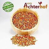 1000 g Karotten Möhren getrocknet Lebensmittelqualität vom-Achterhof Qualität !