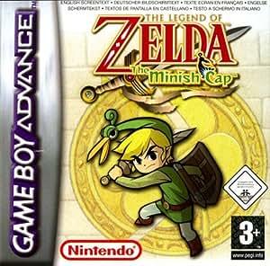 The Legend of Zelda : The Minish Cap