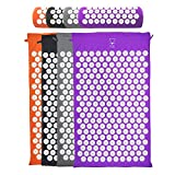Best Acupressure Mats - Yogi-Bare® Acupressure mat / Bed of Nails Review