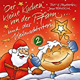 Der kleine Kuchen von der Pfann und der Weihnachtsstern: ein Weihnachtsbüchlein für Groß und Klein (Ein kleiner Kuchen von der Pfann... Weihnachtsedition 2)