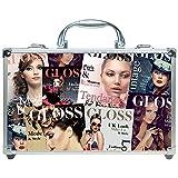 Gloss! Make-up Schminkkoffer - Beauty Tendance Color - 61 teilig, 1er Pack (1 x 1 g) Geschenk-Box - Make-up Kit
