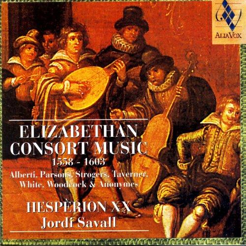 Elizabethan Consort Music, 155...