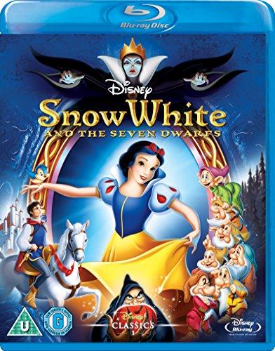 Snow White [Blu-ray] [UK (White Snow Disney)