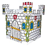 BINO 44003  Burg aus Well-Pappe