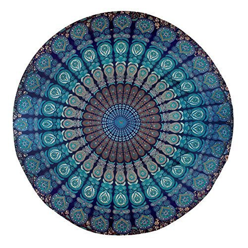 ethos-colletcion-indian-mandala-round-roundy-beach-picnic-throw-tapestry-hippy-boho-gypsy-cotton-tab