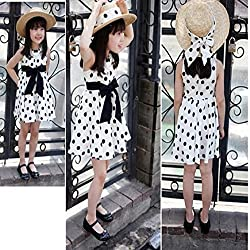 Girls Princess Dress, Transer® Baby Polka Dot Dress 1-6 Years Girls Clothes for Kids Lovely Party Dress Chiffon Sundress Swing Dresses Princess Tulle Dress