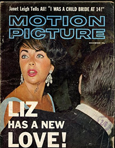 Motion Picture Magazine. Volume 50. No. 599. December 1960