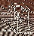 4x BEO Cover Schutzhülle SET für Stapelsessel Sesselhülle Hülle 150 cm NEU von BEO auf Gartenmöbel von Du und Dein Garten