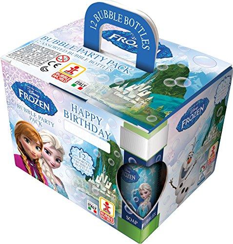 000–Frozen–Party Pack 12Tube Blase-Wissen–60ml (Blasen Party Pack)
