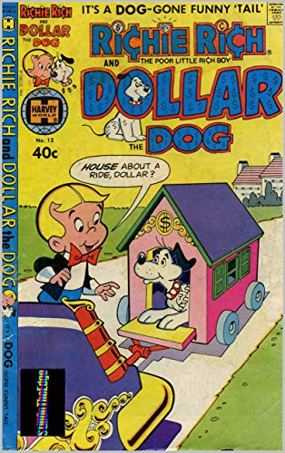 richie-rich-and-dollar-issue-12-english-edition