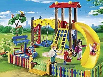 Playmobil - Life, zona de juegos infantil (5568) por Playmobil