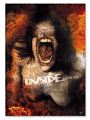 Preisvergleich Produktbild INSIDE artzine - International Art Magazine #13