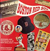 The Boston Red Sox: Memories and Mementoes of New England's Team (Major League Memories) by Bruce Chadwick (1992-02-02)