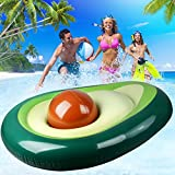 Aufblasbare Avocado, Pool-Luftmatratze für Erwachsene, Spielzeug für Poolpartys