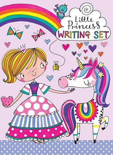 Kinder Set Buchstabe Schreiben Wallet–Little Princess (Wallet Rachel)