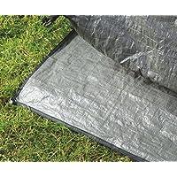 One Size Outwell Footprint Flagstaf 5 Unterlage Grau