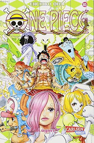 One Piece, Bd.86